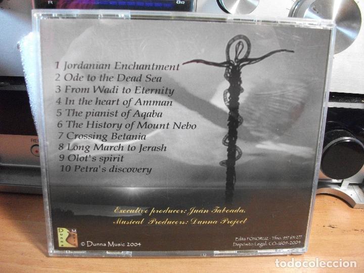 CDs de Música: LETTERS FROM JORDAN DUNNA PROJECT CD ALBUM 2004 COMO NUEVO¡¡ pepeto - Foto 2 - 121664015