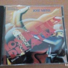 CDs de Música: LOS JINETES DEL ALBA JOSE NIETO BANDA SONORA ORIGINAL RTVE 1990. Lote 121666803