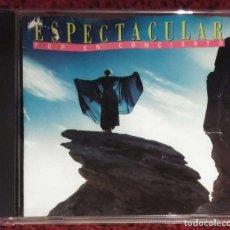 CDs de Música: ORQUESTA SINFONICA DE TENERIFE (ESPECTACULAR POP EN CONCIERTO) CD 1991 - MECANO - SERRAT - BOSÉ..... Lote 121669923