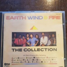 CDs de Música: EARTH, WIND & FIRE. THE COLLECTION. CD. CBS. 1986. Lote 121695531