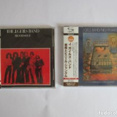 CDs de Música: J. GEILS BAND - LOTE 2 (BLOODSHOT + NIGHTMARES ... AND OTHER TALES FROM THE VINYL) 2011 JAPAN SHM CD. Lote 121723435