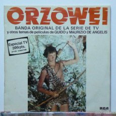 CDs de Música: ORZOWEI (BANDA ORIGINAL DE LA SERIE DE TV) (LP RCA VICTOR). Lote 121723859
