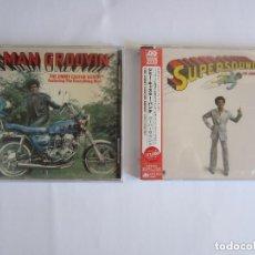 CDs de Música: THE JIMMY CASTOR BUNCH - LOTE 2 (SUPERSOUND + E-MAN GROOVIN') 2013 JAPAN CD. Lote 121726903