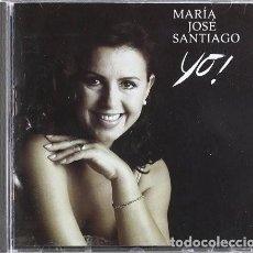 CDs de Música: MARÍA JOSÉ SANTIAGO - YO! - CD. Lote 121728927