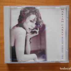CDs de Música: CD SINGLE MARIAH CAREY - NEVER FORGET YOU (3P). Lote 121730747