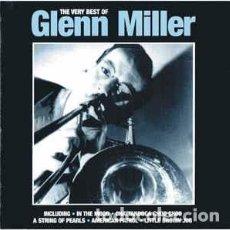 CDs de Música: GLENN MILLER - THE VERY BEST OF GLENN MILLER (CD, COMP) LABEL:CAMDEN CAT#: 74321 511892 . Lote 121733607