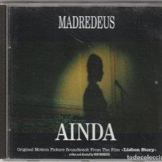 CDs de Música: B.S.O. AINDA - MADREDEUS (CD EMI 1995) WIM WENDERS. Lote 121738431