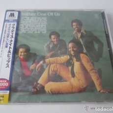 CDs de Música: GLADYS KNIGHT & THE PIPS - NEITHER ONE OF US 1973/2013 JAPAN CD. Lote 121750415
