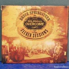 CDs de Música: BRUCE SPRINGSTEEN, THE SEEGER SESSIONS. SONY 2006. CD + DVD + CUADERNILLO . Lote 121762147