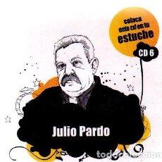 CDs de Música: JULIO PARDO.COLOCA ESTE CD EN TU ESTUCHE.CD-6. JULIO PARDO. CD-VARIOS-1460. Lote 121770515