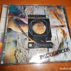 CDs de Música: AFRO CELT SOUND SYSTEM VOLUME 1 SOUND MAGIC CD ALBUM DEL AÑO 1996 CONTIENE 10 TEMAS. Lote 121778923