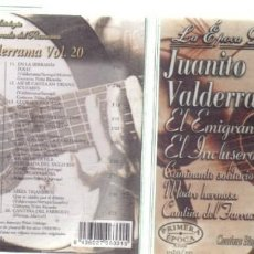 CDs de Música: ANTOLOGIA.LA EPOCA DORADA DEL FLAMENCO.JUANITO VALDERRAMA.EL EMIGRANTE.CD-FLA.851. Lote 121787139