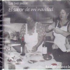 CDs de Música: LOS TRES PATIOS. EL SABOR DE MI NAVIDAD. VV.AA. CD-FLA-852. Lote 121793399