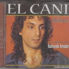 CDs de Música: EL CANI CD ABILITRAUN 2001 CON RAIMUNDO AMADOR. Lote 121807639