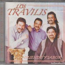 CDs de Música: LOS TRAVILIS CD DUENDE Y SABOR 2005. Lote 121808311