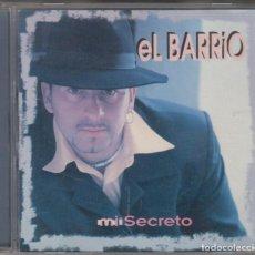 CDs de Música: EL BARRIO CD MI SECRETO 1998. Lote 121821219