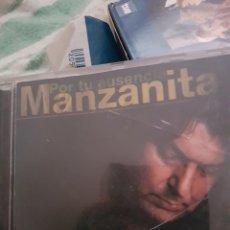 CDs de Música: SCV6//MANZANITA//POR TU AUSENCIA. Lote 121844440