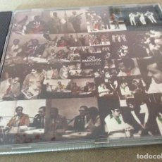 CDs de Música: LOS PANCHOS. BASURA. CBS SONY 1992.. Lote 121861999