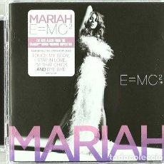 CDs de Música: MARIAH CAREY - E=MC² - CD. Lote 121863427