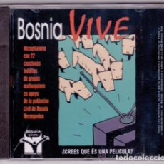 CDs de Música: BOSNIA VIVE! - CEREBROS EXPRIMIDOS - HENTELIGENS - SEXY SADIE - VALENDAS - MALDITOS ... COMIC MAX . Lote 121865039