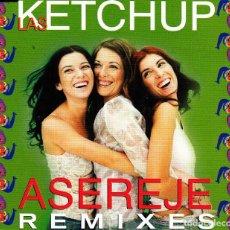 CDs de Música: LAS KETCHUP - ASEREJE REMIXES CD SINGLE 6 TEMAS SPAIN 2002. Lote 121867699