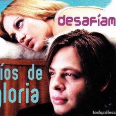 CDs de Música: RIOS DE GLORIA - DESAFIAME CD SINGLE 1 TEMA PROMO 2001. Lote 121867891