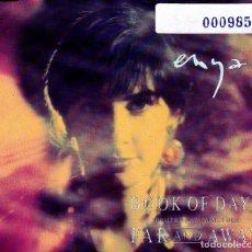CDs de Música: ENYA - BOOK OF DAYS BSO FAR AND AWAY CD SINGLE 3 TEMAS 1992. Lote 121868007