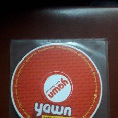 CDs de Música: YAWN - KEEP ON YAWNING - DEMO CD RARO!!! HARDCORE PUNK POP SPAIN 2003. Lote 121868187