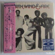 CDs de Música: EARTH, WIND & FIRE - THAT'S THE WAY OF 1975/2012 JAPAN MINI LP PAPERSLEEVE BLU-SPEC CD SICP-20354. Lote 121890727