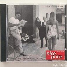 CDs de Música: RICARDO ARJONA - SIN DAÑOS A TERCEROS / CD 1998 / PEDIDO MÍNIMO 6€. Lote 128952756