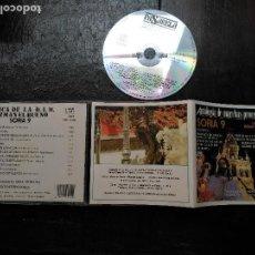 CDs de Música: CD SEMANA SANTA - ANTOLOGIA MARCHAS PROCESIONALES SORIA 9 ABEL MORENO. Lote 121907235