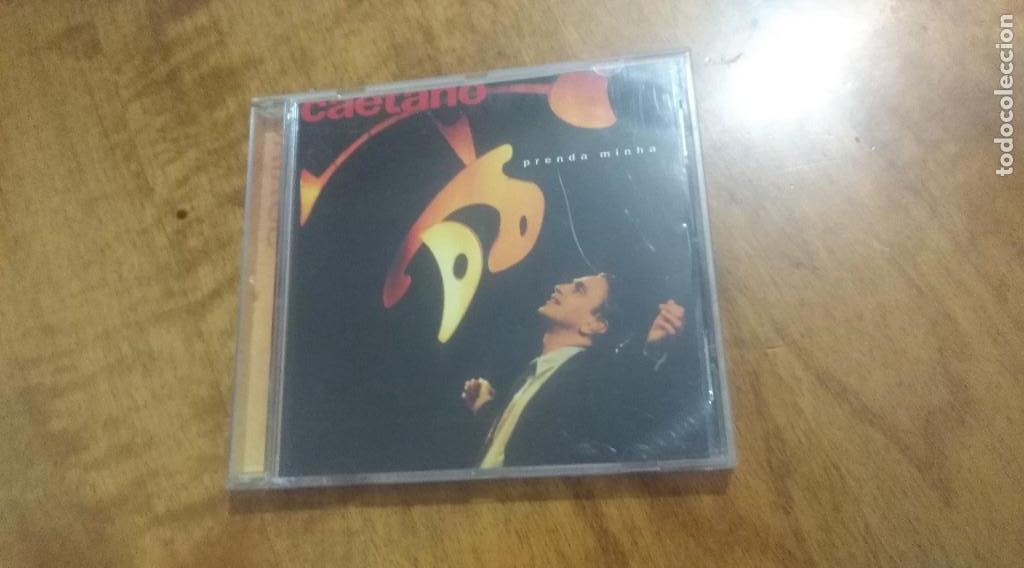 CAETANO VELOSO , PRENDA MINHA (Música - CD's World Music)