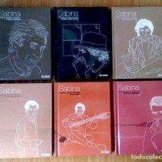 CDs de Música: JUEZ Y PARTE (1985)- JOAQUÍN SABINA - ED EL PAÍS- CARTONÉ - MUY BUEN ESTADO. Lote 121952983