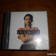 CDs de Música: NENEH CHERRY. RAW LIKE SUSHI. CIRCA, 1989. CD. IMPECABLE. Lote 121971871