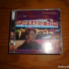 CDs de Música: H.R.H. PRINCESS CHRISTINA, OF NETHERLANDS. A TRIBUTE TO NEW YORK. RCA VICTOR 2002.CD.IMPECABLE. Lote 121972675