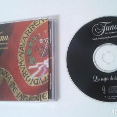 CDs de Música: TUNA SAN SEBASTIAN - INGENIEROS INDUSTRIALES CD ALBUM 14 TEMAS (SIN USO). Lote 121989575