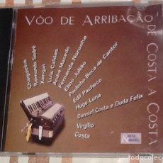 CDs de Música: VOÔ DE ARRIBAÇAO DE COSTA A COSTA. CD. Lote 122005623