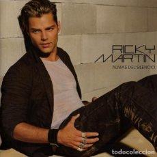 CDs de Música: RICKY MARTIN - ALMAS DEL SILENCIO - CD. Lote 122010527