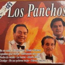 CDs de Música: DOBLE CD, LOS PANCHOS.. Lote 122011499