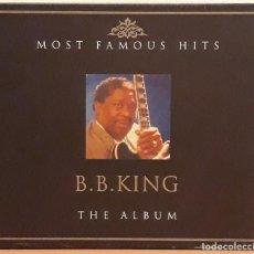 CDs de Música: DOBLE CD, B.B. KING. Lote 122011767
