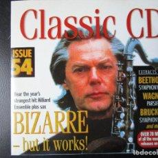 CDs de Música: BEETHOVEN (SYMPHONY Nº 3) WAGNER (PARSIFAL) BRUCKNER (SYMPHONY Nº 9) CD. Lote 122011879