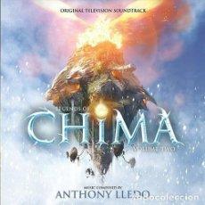 CDs de Música: LEGENDS OF CHIMA: VOL 2 - ANTHONY LLEDO - CD . Lote 122014979