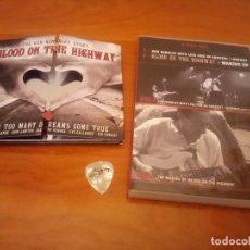 CDs de Música: KEN HENSLEY BLOOD ON THE HIGHWAY CD+2DVD & PUA GUITARRA DE KEN HENSLEY URIAH HEEP. Lote 122016335