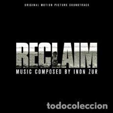 CDs de Música: SECUESTRADA - RECLAIM MÚSICA COMPUESTA POR INON ZUR. Lote 122017467
