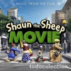 CDs de Música: LA OVEJA SHAUN. LA PELÍCULA - SHAUN THE SHEEP MOVIE MÚSICA COMPUESTA POR ILAN ESHKERI. Lote 122017699