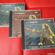CDs de Música: BOB MARLEY X 3. Lote 122017863