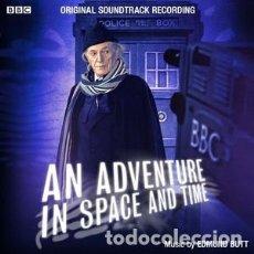 CDs de Música: DOCOTR WHO: AN ADVENTURE IN SPACE AND TIME MÚSICA COMPUESTA POR EDMUND BUTT. Lote 122017915