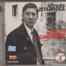 CDs de Música: ALFREDO ZITARROSA DOBLE CD MIS 30 MEJORES CANCIONES 1998 SONY ARGENTINA. Lote 122029867