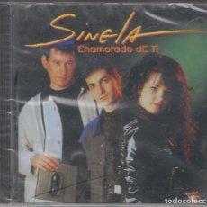 CDs de Música: SINELA CD ENAMORADO DE TI 1998 12 TEMAS (PRECINTADO). Lote 122030615