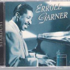 CDs de Música: ERROLL GARNER - STARDUST ( CD JAZZ PIANO ). Lote 122060491